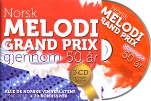 CD Norsk Melodi Grand Prix