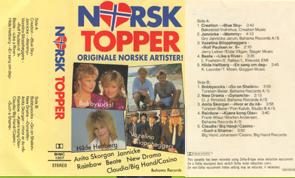 NorskTopperKassett