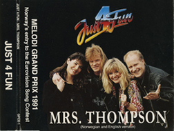 just4fun mrsthompsonCDsingle