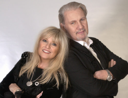 Johnny Logan på juleturné med Hanne Krogh!