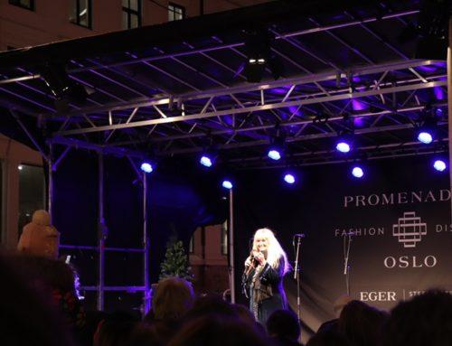 Hanne åpner julegatene i Oslo