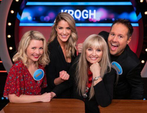 Hanne i «Familieduellen» på TV2