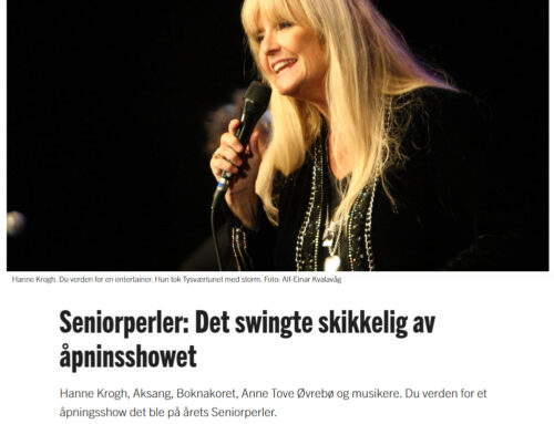 – For et åpningsshow!