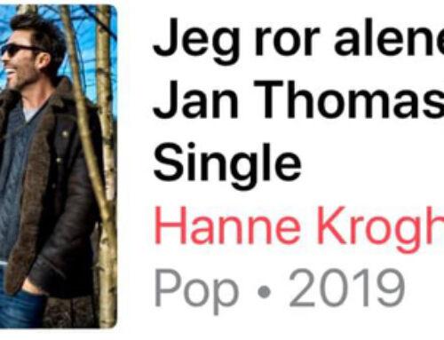 """Hanne og Jan Thomas gir ut """"Jeg ror alene"""""""