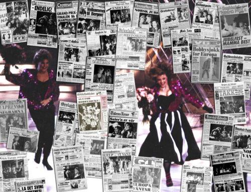 4. mai 1985 – en dag for historiebøkene