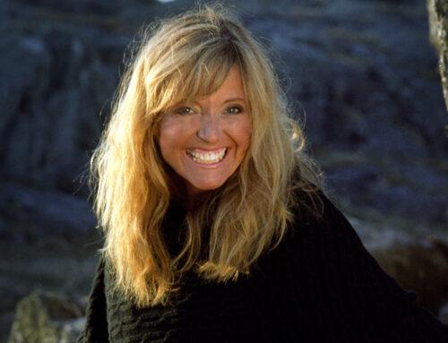 Hanne med i stort TV-show fra Telemark